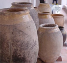 Antique Terracotta Jars