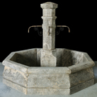 New Stone Pool Fountains