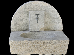 Antique reclaimed mortar shaped oval sink from the 14th century. Reclaimed and restored back to its former glory by our team of qualified carvers